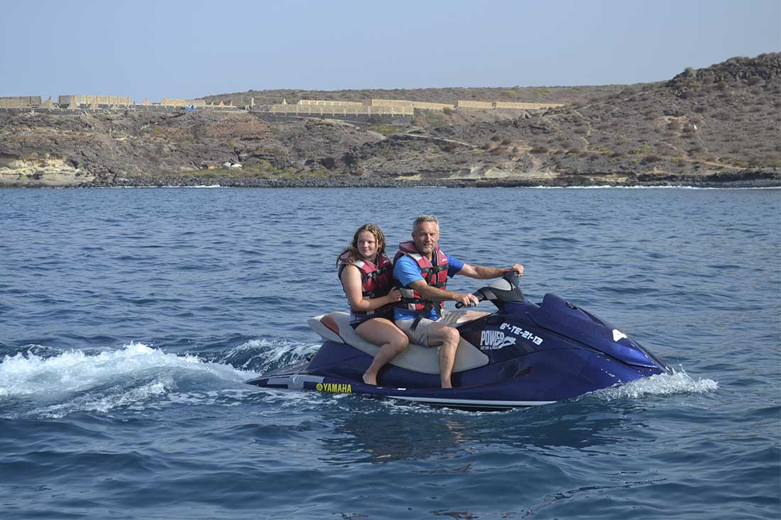 POWER JET-SKI ONE HOUR